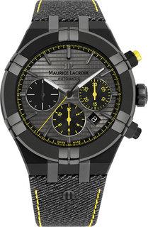 Мужские часы Maurice Lacroix AI6018-PVB01-331-1