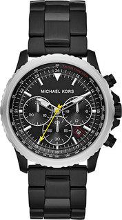 Мужские часы в коллекции Theroux Мужские часы Michael Kors MK8643