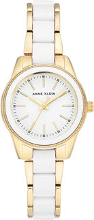 Женские часы в коллекции Plastic Женские часы Anne Klein 3212WTGB