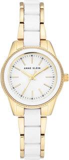 Женские часы Anne Klein 3212WTGB