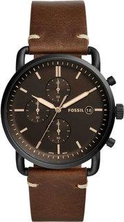 Мужские часы в коллекции The Commuter Мужские часы Fossil FS5403