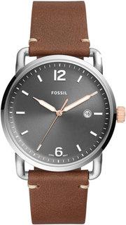 Мужские часы в коллекции The Commuter Мужские часы Fossil FS5417
