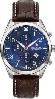Мужские часы Swiss Military Hanowa 06-4316.04.003