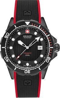 Швейцарские мужские часы в коллекции Aqua Мужские часы Swiss Military Hanowa 06-4315.13.007