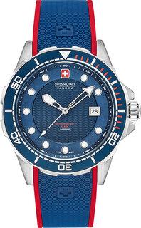 Швейцарские мужские часы в коллекции Aqua Мужские часы Swiss Military Hanowa 06-4315.04.003