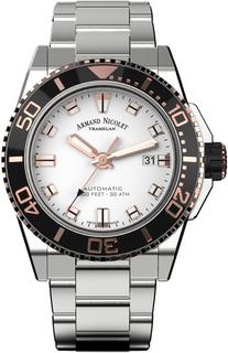 Швейцарские мужские часы в коллекции JS9 Мужские часы Armand Nicolet A480ASN-AS-MA4480AA