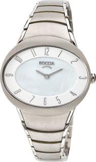 Женские часы в коллекции Circle-Oval Женские часы Boccia Titanium 3165-10