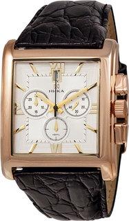 Золотые мужские часы в коллекции Celebrity Мужские часы Ника 1064.0.1.23 Nika