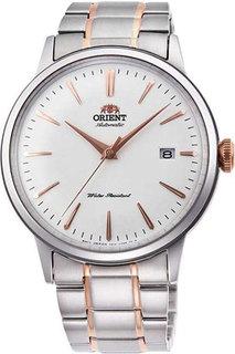 Японские мужские часы в коллекции Bambino Мужские часы Orient RA-AC0004S1