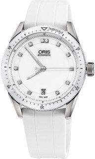 Швейцарские женские часы в коллекции Artix GT Женские часы Oris 733-7671-41-96RS