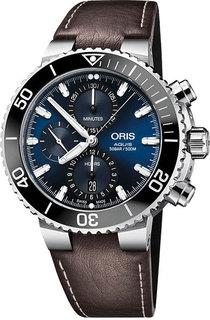 Мужские часы Oris 774-7743-41-55LS