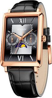 Золотые мужские часы в коллекции Credo Мужские часы SOKOLOV 233.01.00.000.04.01.3