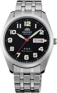 Японские мужские часы в коллекции 3 Stars Crystal 21 Jewels Мужские часы Orient RA-AB0024B1