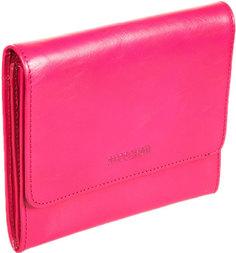 Кошельки бумажники и портмоне Sergio Belotti 3510-IRIDO-fuxia
