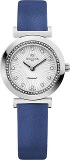 Швейцарские женские часы в коллекции Salem Женские часы Silvana SR30QSP45VBE