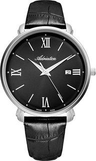 Швейцарские мужские часы в коллекции Pairs Мужские часы Adriatica A1284.5264Q Adri...Atica