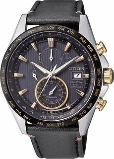Японские мужские часы в коллекции Radio-Controlled Мужские часы Citizen AT8158-14H
