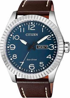 Японские мужские часы в коллекции Eco-Drive Мужские часы Citizen BM8530-11L