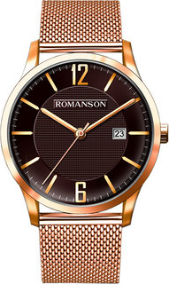 Мужские часы в коллекции Adel Мужские часы Romanson TM8A40MMR(BN)