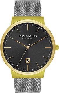 Мужские часы Romanson TM8A43MMG(BK)