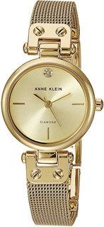 Женские часы Anne Klein 3002CHGB