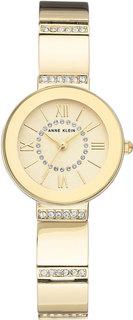 Женские часы в коллекции Crystal Женские часы Anne Klein 3190CHGB