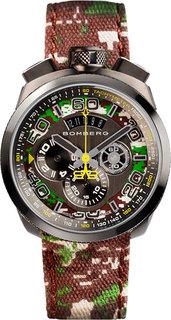 Швейцарские мужские часы в коллекции BOLT-68 Мужские часы Bomberg BS45CHPGM.038.3