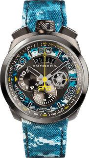 Швейцарские мужские часы в коллекции BOLT-68 Мужские часы Bomberg BS45CHPGM.035.3