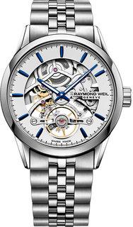 Швейцарские мужские часы в коллекции Freelancer Мужские часы Raymond Weil 2785-ST-65001