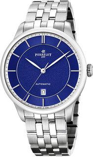 Швейцарские мужские часы в коллекции First Class Мужские часы Perrelet A1073/B