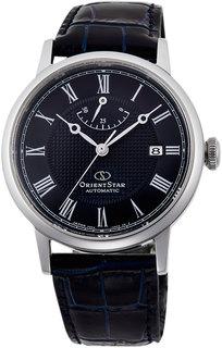 Японские мужские часы в коллекции Star Мужские часы Orient RE-AU0003L0