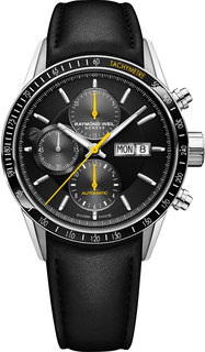 Швейцарские мужские часы в коллекции Freelancer Мужские часы Raymond Weil 7731-SC1-20121