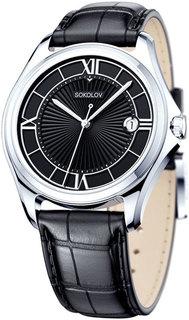 Мужские часы в коллекции Freedom Мужские часы SOKOLOV 135.30.00.000.02.01.3