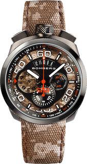 Швейцарские мужские часы в коллекции BOLT-68 Мужские часы Bomberg BS45CHPGM.018.3
