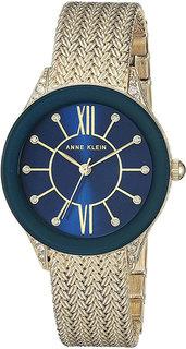 Женские часы Anne Klein 2208NVGB