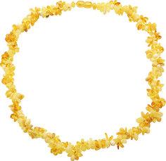 Колье Балтийское золото 0913K854-bz