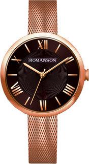 Женские часы в коллекции Giselle Женские часы Romanson RM8A48LLR(BN)