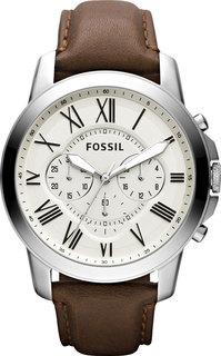 Мужские часы в коллекции Grant Мужские часы Fossil FS4735IE