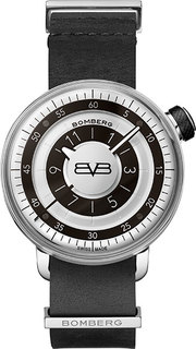 Швейцарские мужские часы в коллекции BB-01 Мужские часы Bomberg CT43H3SS.03-1.9