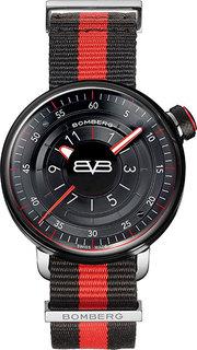 Швейцарские мужские часы в коллекции BB-01 Мужские часы Bomberg CT43H3PBA.01-2.9