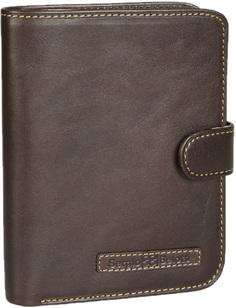 Кошельки бумажники и портмоне Sergio Belotti 2242-ancona-brown
