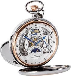 Мужские часы в коллекции Pocket Мужские часы Carl von Zeyten CVZ0040RSL