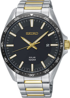 Японские мужские часы в коллекции CS Sports Мужские часы Seiko SNE485P1