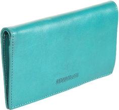 Кошельки бумажники и портмоне Sergio Belotti 3533-IRIDO-acqua