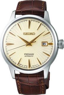 Японские мужские часы в коллекции Presage Мужские часы Seiko SRPC99J1