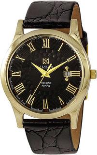 Золотые мужские часы в коллекции Gentleman Мужские часы Ника 1060.0.3.51H Nika