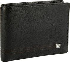 Кошельки бумажники и портмоне Sergio Belotti 396-west-black