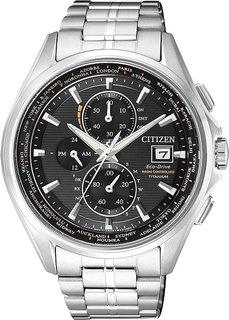 Японские мужские часы в коллекции Sports Мужские часы Citizen AT8130-56E