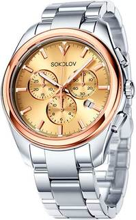 Мужские часы в коллекции Unity Мужские часы SOKOLOV 139.01.71.000.02.01.3