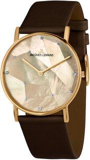 Женские часы в коллекции Classic Женские часы Jacques Lemans 1-2050E